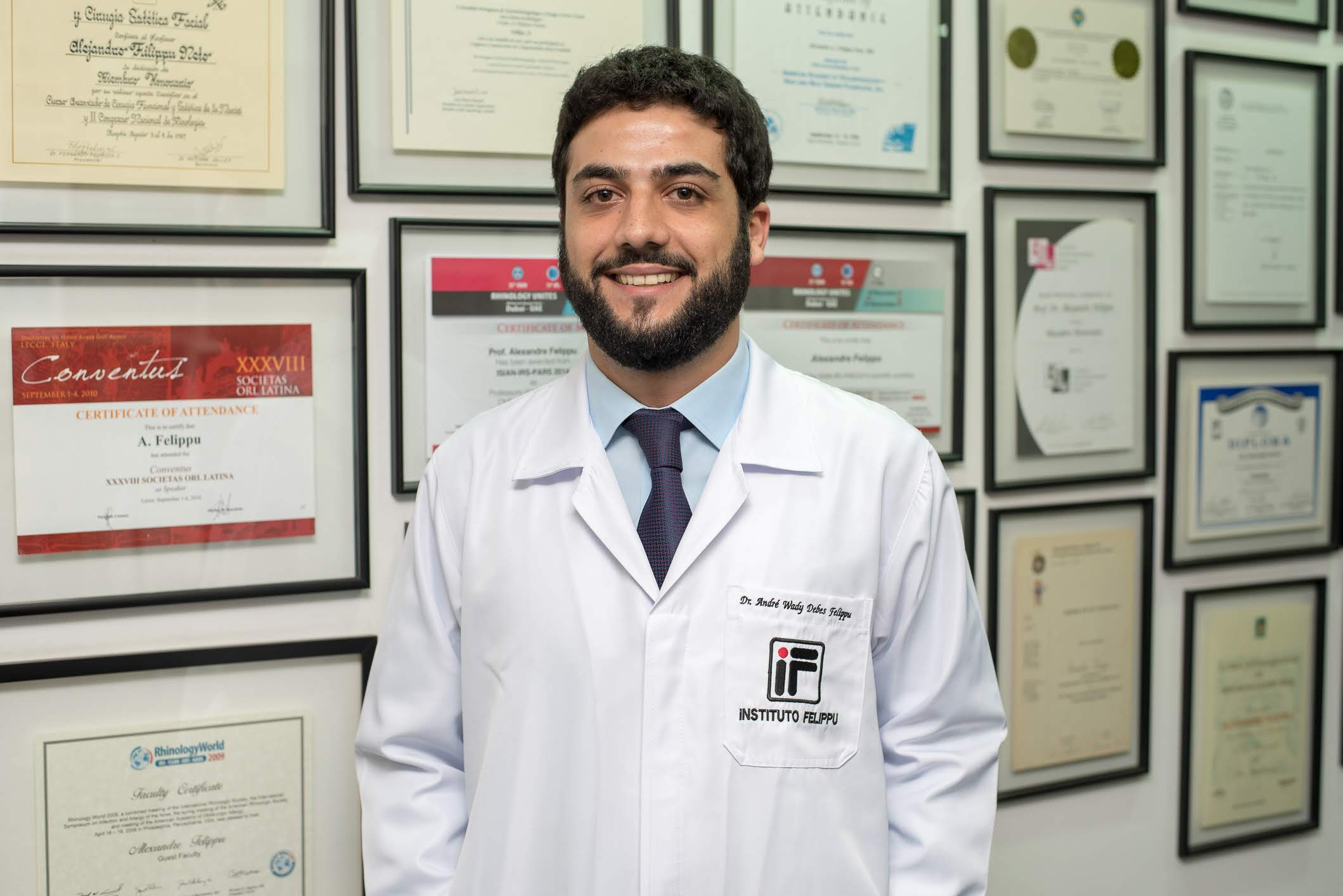 Dr. André Wady Debes Felippu
